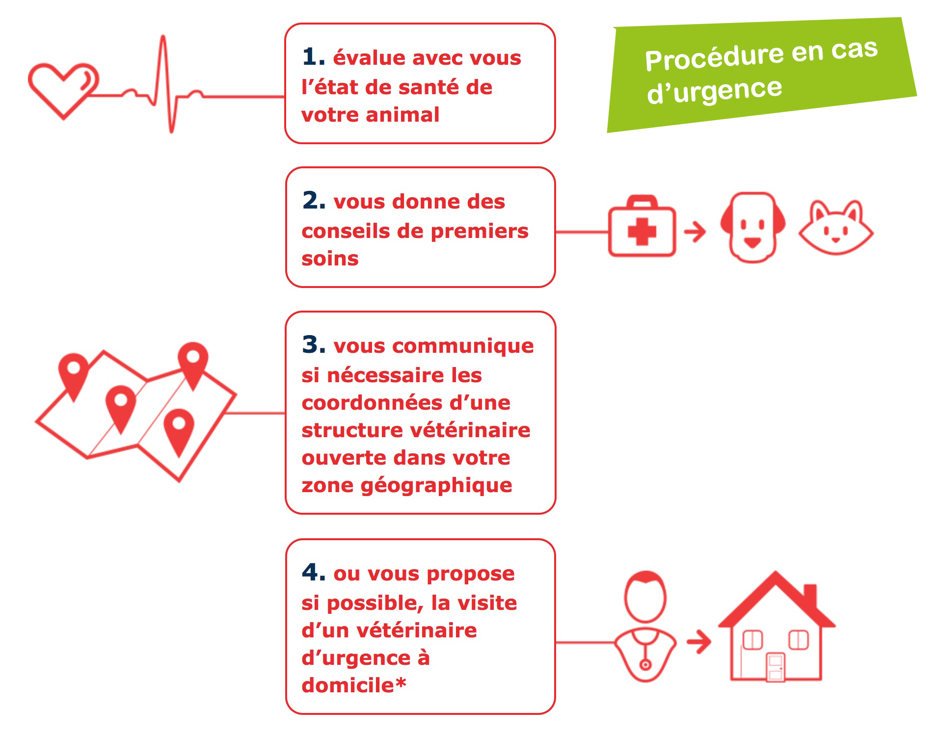 santevet emergency explications