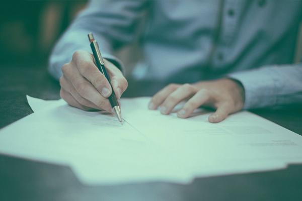 réception contrat assurance